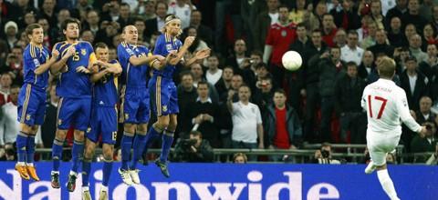 Кваліфікація ЧС-2010. Європа. Україна забиває англійцями, але програє матч та інші результати